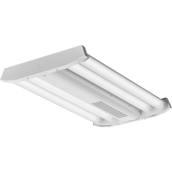Lithonia 25 led 0 10v dimmable high bay fixture 4000k 80 cri 30000 lumen ibg3000lm sefl lens grd by lithonia