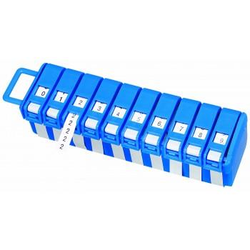 Ideal Wire Marker Booklet | Ideal 775103 Wire Marker Booklet Lengend 1 45 775103