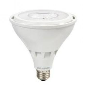 Sylvania 25 Watt Par38 Led 3000k 120v 2650 Lumen 82 Cri High Output Dimmable 40 Degree Flood Bulb Led25par38 Ho Dim 830 Fl40 W By
