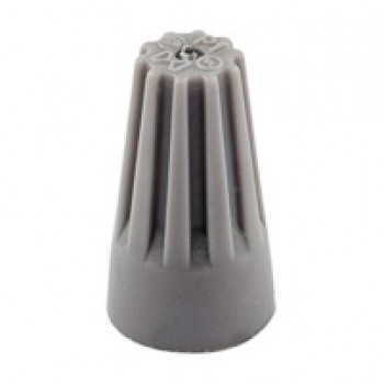 Wire connectors nsi grey easy twist wire connector for 22 14 awg wire 1000 per greentooth Choice Image