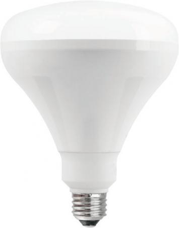 TCP 17 Watt BR40 LED 2400K 120V 1200 Lumen 82 CRI Medium (E26) Base Dimmable Bulb (LED17BR40D24K)