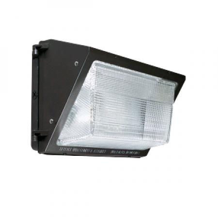 Sylvania 36 Watt LED Wallpack with Non-Cutoff Distribution - 4000K 120V-277V  70 CRI 3400 Lumen Bronze Fixture (WALPAK2N/036UNV740/NC/BZ)