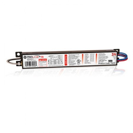 GE 74456 GE-332MAX-G-N Fluorescent Electronic Ballast