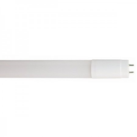 "TCP 9 Watt 24"" T8 Linear LED 3500K 1175 Lumen 80 CRI Medium Bipin (G13) Base Glass Dimmable Normal Ballast Factor Tube - DLC Standard (L9T8D5035K)"