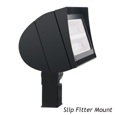 RAB FXLED150SF/480 150 Watt LED 5000K Floodlight
