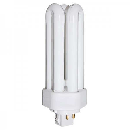 GE F13TBX/827/A/ECO 13 Watt T4 Triple Tube CFL 2700K 82 CRI