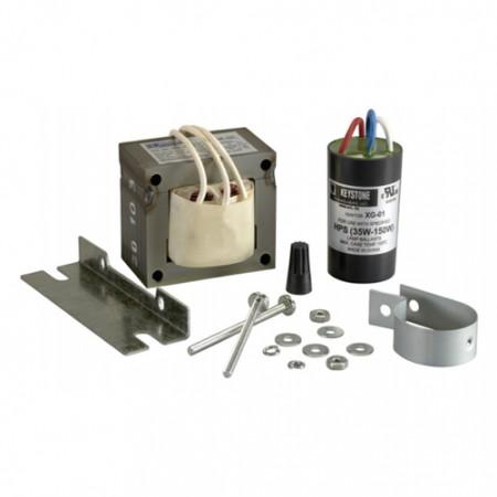 Keystone HPS-100R-1-KIT High Pressure Sodium 120V Magnetic BLighting Supply