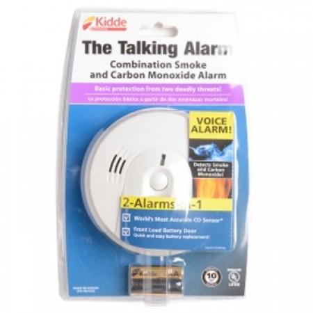 Kidde 900 0102 02 Kn Cosm Ba Dc Co Smoke Alarm Front Load Ba