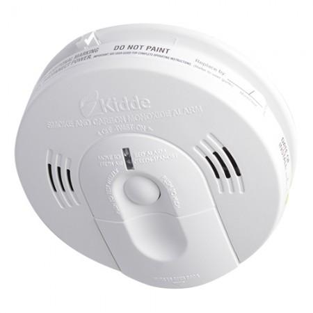 6-pack Kidde KN-COSM-IBA 21006377 Hardwire Combination Smoke//Carbon Monoxide Alarm