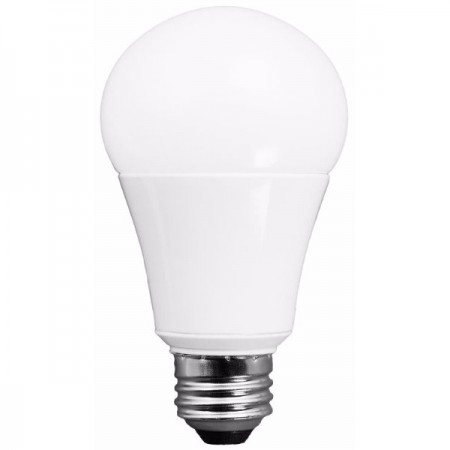 TCP 15 Watt A19 LED 5000K 120V 1675 Lumens 80 CRI Medium (E26) Base Omnidirectional Dimmable Bulb (L15A19D2550K)