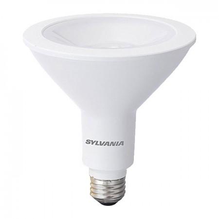 Sylvania 13 Watt PAR38 LED 3000K 120V 900 Lumen 82 CRI Medium (E26) Base Flood Bulb (LED13PAR38830FL4510YVRP2)