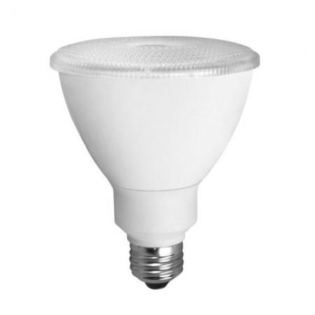 TCP 14 Watt PAR30 LED 5000K 120V 1150 Lumen 80 CRI Medium (E26) Base Dimmable Flood Bulb (LED14P30D50KFL)