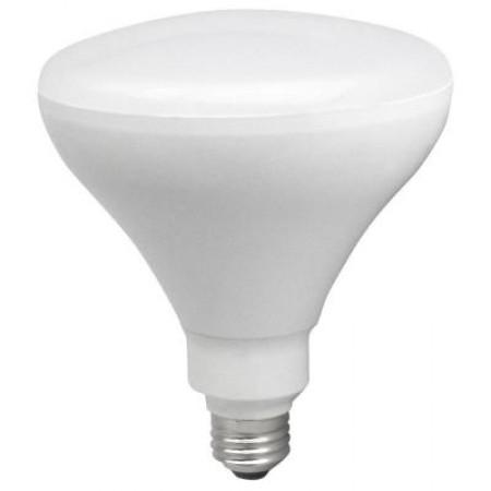 TCP 17 Watt BR40 LED 5000K 120V 1350 Lumen 82 CRI Medium (E26) Base Smooth Dimmable Bulb (LED17BR40D50K)