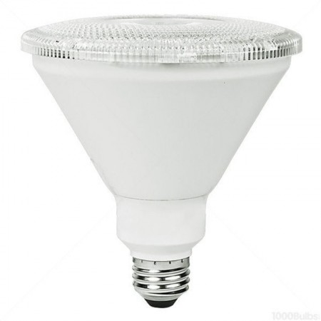 TCP 17 Watt PAR38 LED 3000K 120V 1700 Lumen 80 CRI Medium (E26) Base HO Dimmable Spot Bulb (LED17HOP38D30KSP)