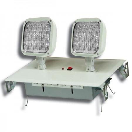 LEDR-7 | LED Recessed Emergency Light  sc 1 st  Lighting Supply & Best Lighting Products LEDR-7 LED Recessed Emergency Light F