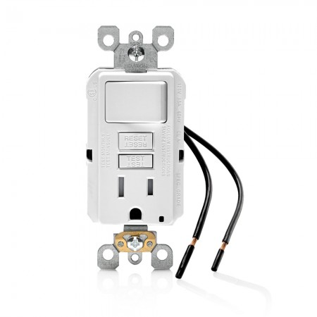leviton gfsw1 kw tr gfci switch combo gfsw1 kw rh lightingsupply com Leviton Occupancy Switch Wiring Diagram Leviton Switches Wiring Diagram 3 and 4