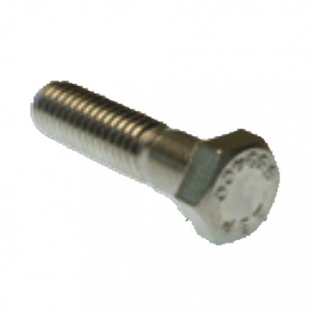 5//8-11 X 2 Hex Head Cap Screw Brass Package Qty 100