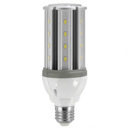 Satco 10 Watt Low Voltage Corn Cob LED 5000K 12V-24V 1200 Lumen Medium (E26) Screw Base - for Matine or RV Use (S9753)