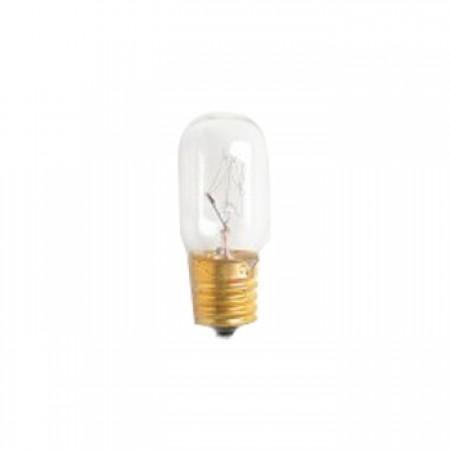 Clear Satco S3911 130V Intermediate Base 15-Watt T7 Light Bulb