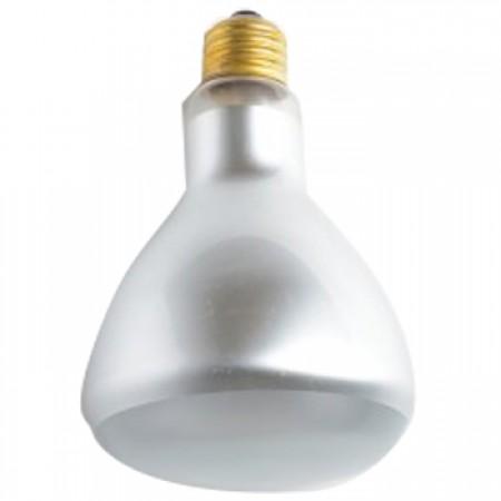 Frosted Satco S4956 130-Volt 50-Watt ER30 Medium Base Light Bulb