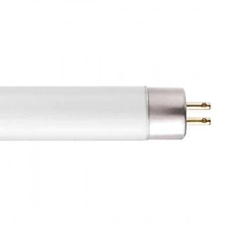 "GE 54 Watt 46"" T5 Linear Fluorescent 5000K 85 CRI Miniature Bipin Base Electronic High Output Tube (F54W/T5/850/ECO)"