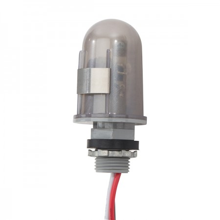 Tork 208V-277V Fixed Nipple Photocell 3470-4620 Watt Incandescent, 2080VA-2770 Watt Ballasted, 1040-1385 Watt LED (2000-2)