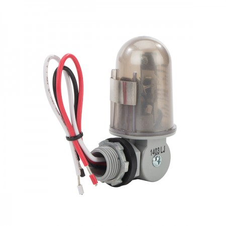 Tork 208V-277V Swivel Nipple Photocell 3470-4620 Watt Incandescent, 2080-2770 Watt Ballasted (2002)