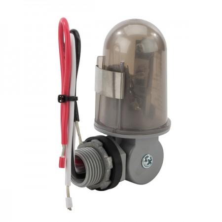 Tork 480V Swivel Nipple Photocontrol 7500 Watt Max Incadescent, 3470 Watt Max Ballasted - works with screw base CFLs and LED lamps (2018)