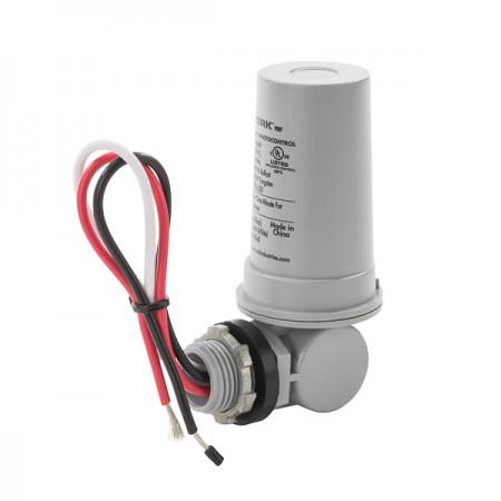 Tork 120V Pencil Photocell - 2000 Watt Max Incandescent, 1800 Watt Max Ballasted, 600 Watt Max LED (2021)