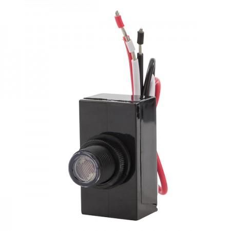 Tork 208V-277V Button Photocell  3470-4620 Watt Incandescent, 2080-2770 Watt Ballasted, 1040-1385 Watt LED (3002)