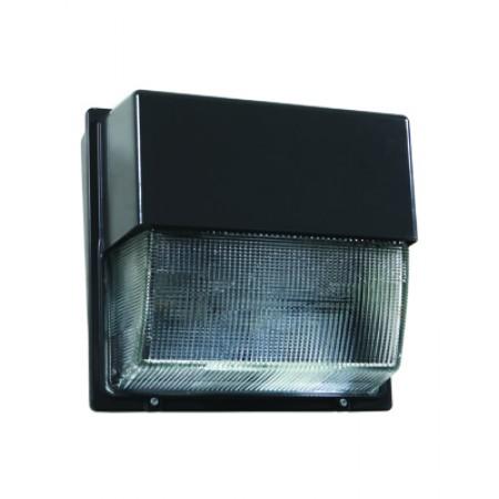 Lithonia 104 Watt LED Type III Distribution Wall Luminaire Wallpack - 4000K 120V-277V 70 CRI  8375 Lumen Dark Bronze Fixture (TWH LED 30C 40K)