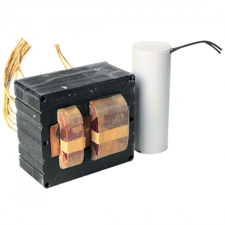 Advance 71A6051-001D Metal Halide Core And Coil Ballast For