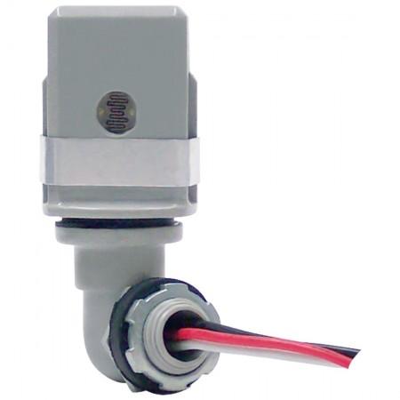 Precision 208V-277V Swivel Nipple Photocell - 1800 Watt Max (ST-168)
