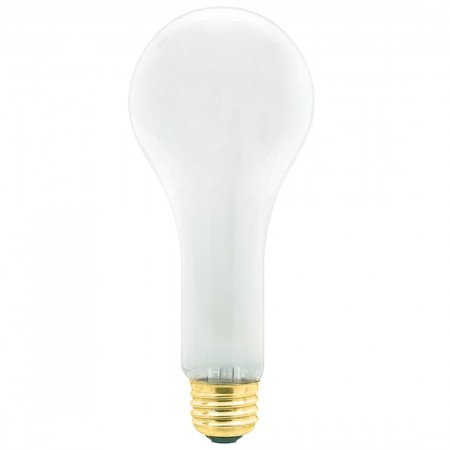 Athalon 150 Watt A23 Incandescent 130v Medium E26 Base Frosted Bulb 150a23