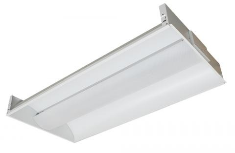 Straits Lighting Sl913t3 2x4 G13 S 2x4 3 Lamp Direct Indirec