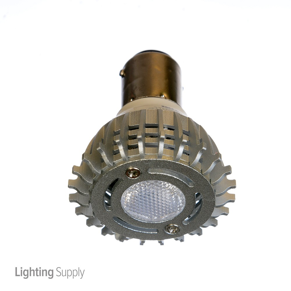 Standard Led Gbf White 3 Watt R12 Led 3000k 12v 240 Lumen Do