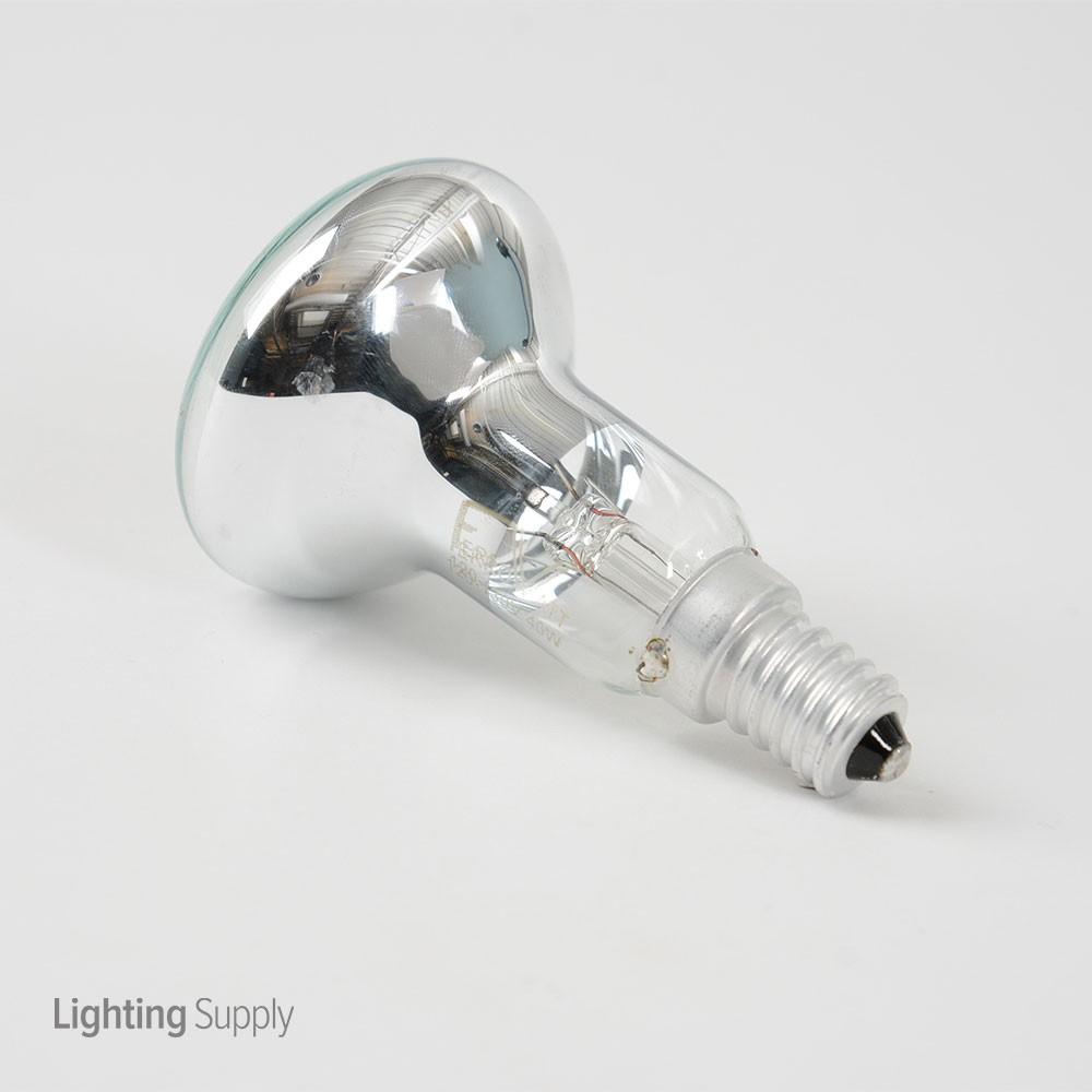 Standard 40r50e14 125 130 40 Watt R50mm Incandescent 130v E1