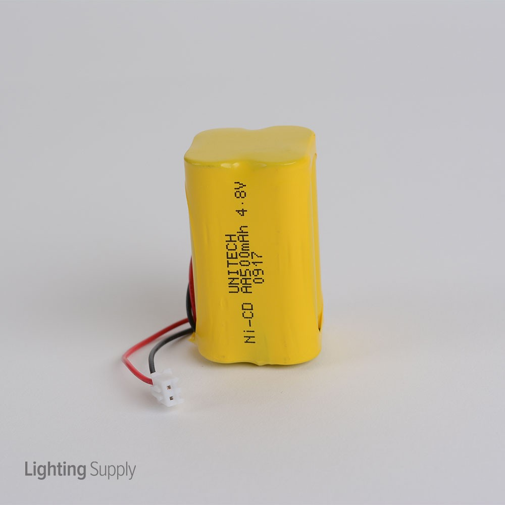 Best Lighting Products BL93NC485 4.8V 500Mah Nicad Replaceme