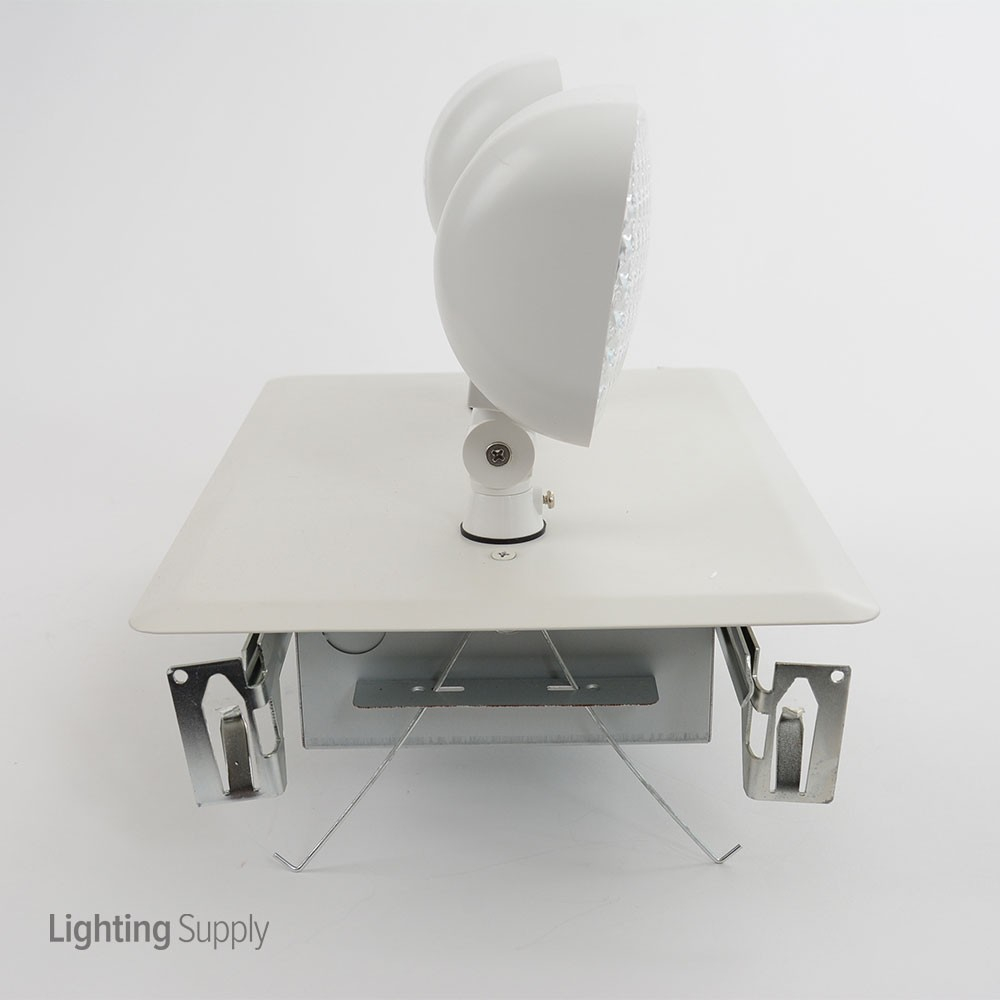 Best Lighting Products LEDR-7 LED Recessed Emergency Light F