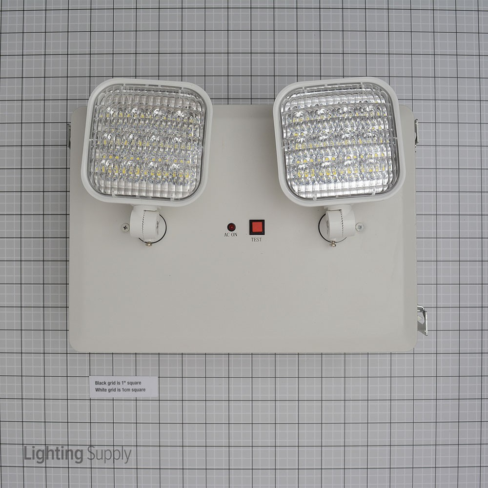 Best Lighting Products Ledr 7 Led Recessed Emergency Light F