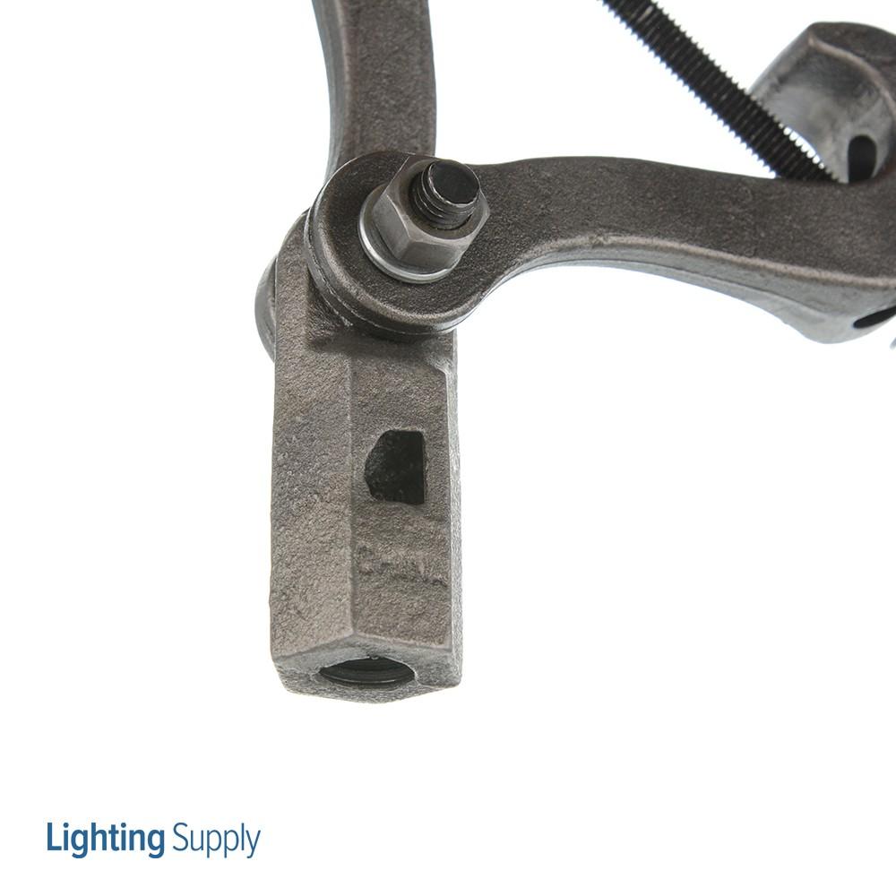 Caddy 3600075pl 360 Adjustable Center Load Beam Clamp Kit 3