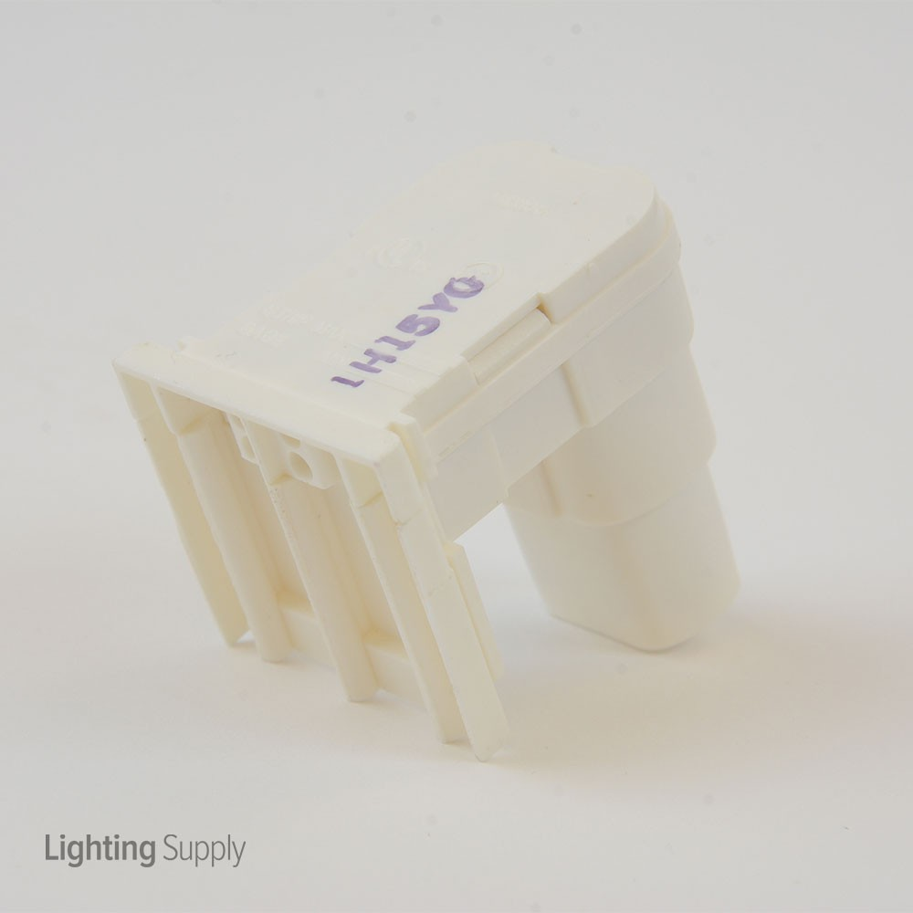 Leviton Fe13570 Fluorescent Socket Slide In Spring End For T