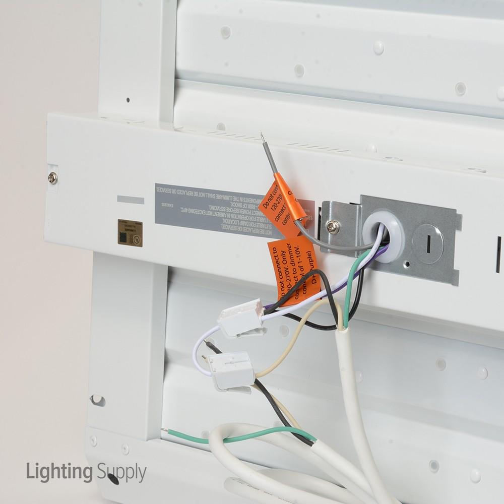 litetronics lhb185um250dl 185 watt 24 inch led 0 10v dimmabl. Black Bedroom Furniture Sets. Home Design Ideas