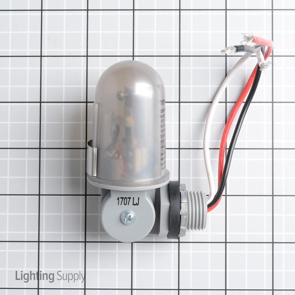 Tork 2001 120v Swivel Nipple Photocell Spst 2000 Watt Max In