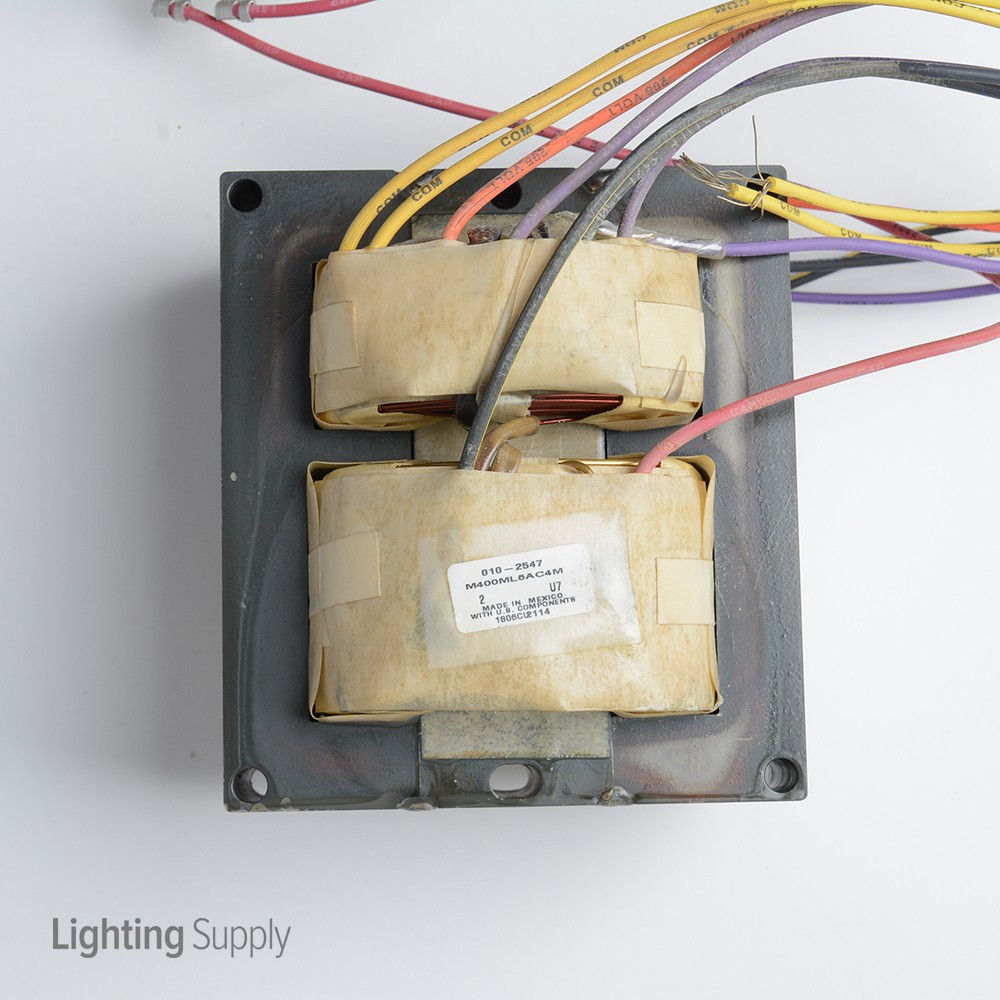 Universal M400ML5AC4M Metal Halide Core And Coil Ballast For