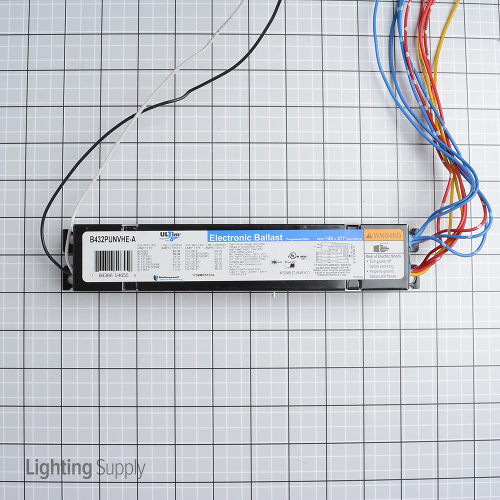 Dorable Fluorescent Ballast Wiring Diagram Image Electric Luxury Programmed Start Everything You Need To Know About