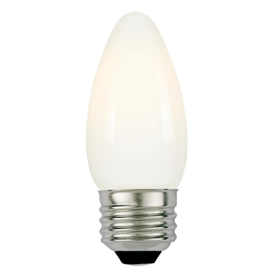 westinghouse 5048000 4 2w b11 filament led dimmable soft w