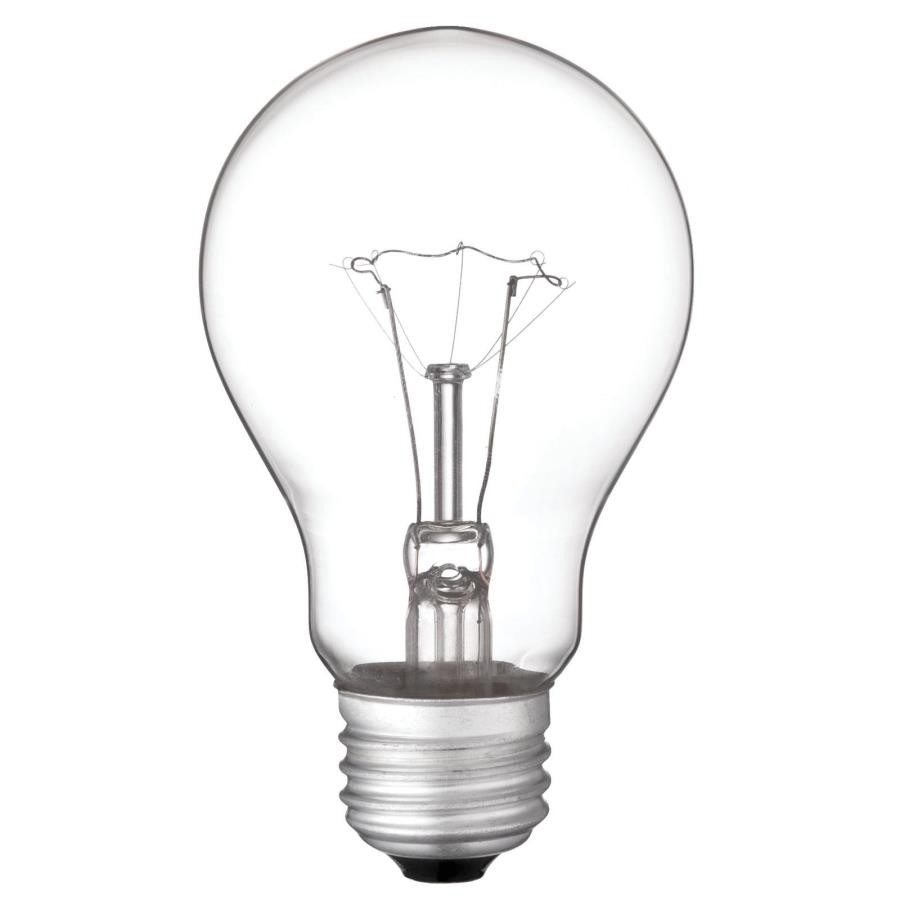 Westinghouse 398600 40w A19 Incandescent Clear E26 Medium