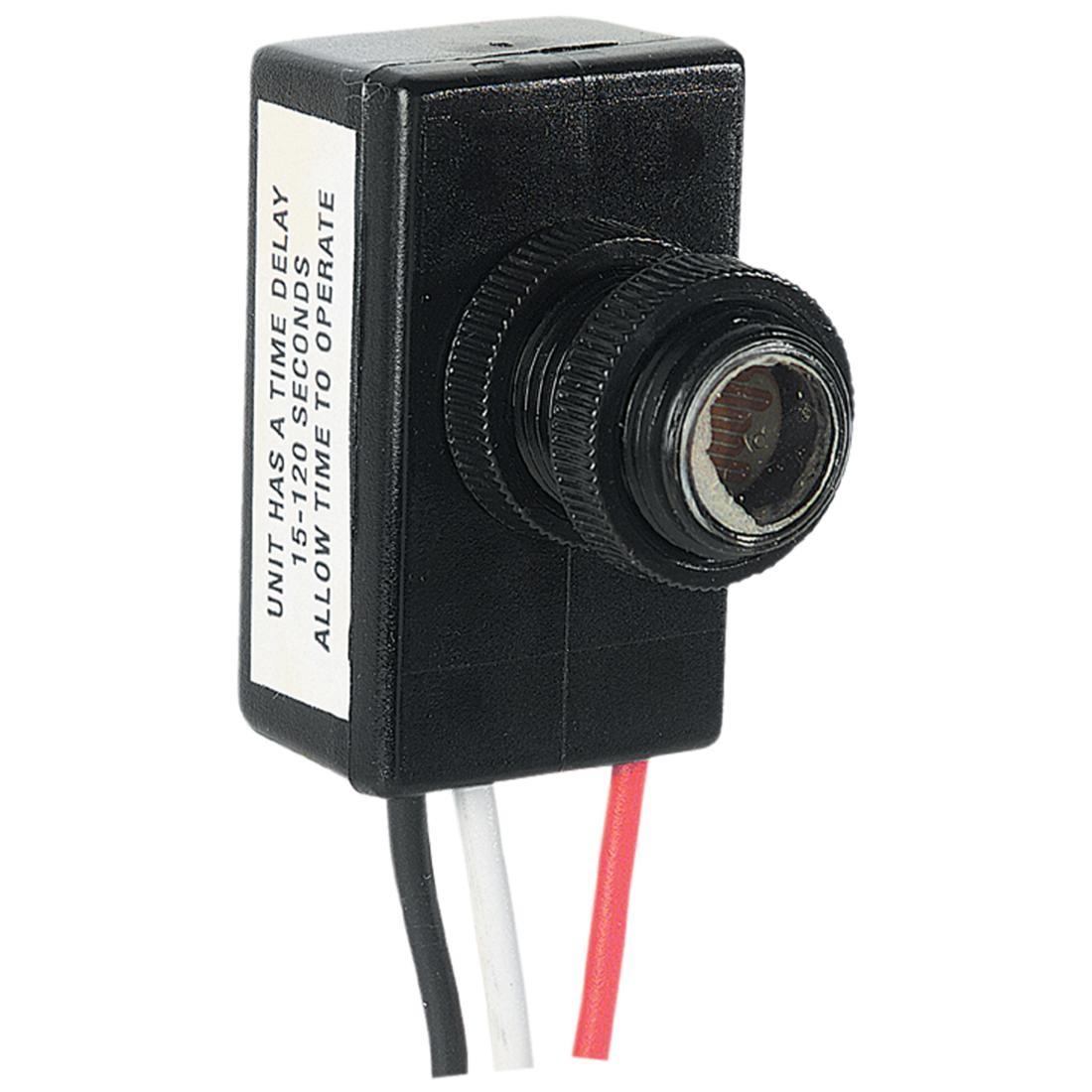 Precision A105 Precision 120v Button Style Photocell