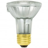 Sylvania 39 Watt PAR20 Halogen 2850K 130V Medium (E26) Base Flood Bulb (39PAR20HAL/FL30/130V)